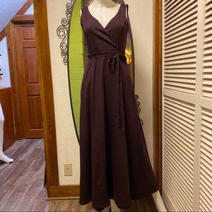 New eShatki Cotton Jersey Wrap Dress - 4